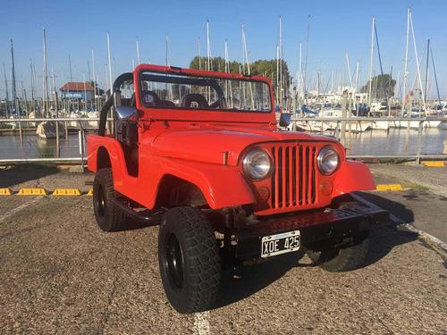 Jeep Ika Sport Corto