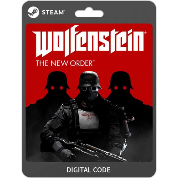 Buy Wolfenstein: The New Order Row Steam Cd Key Original