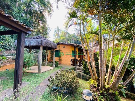 Casa À Venda, 100 M² Por R$ 320.000,00 - Jardim Santa Paula - Cotia/sp - Ca5871