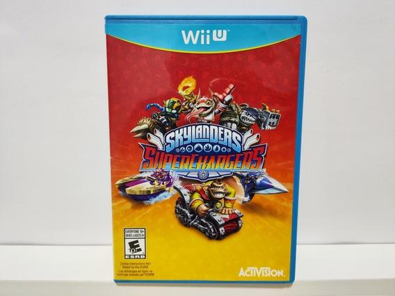 Skylanders Superchargers Nintendo Wii U + Donkey Kong Amiibo