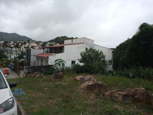 Terreno À Venda, 456 M² Por R$ 650.000,00 - Saco Dos Limões - Florianópolis/sc - Te0253