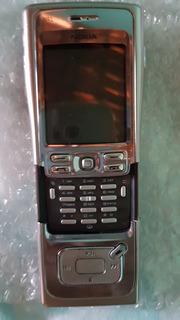 Nokia N91 Semi Novo 100% Funcionando (raro.antigo,coleção)