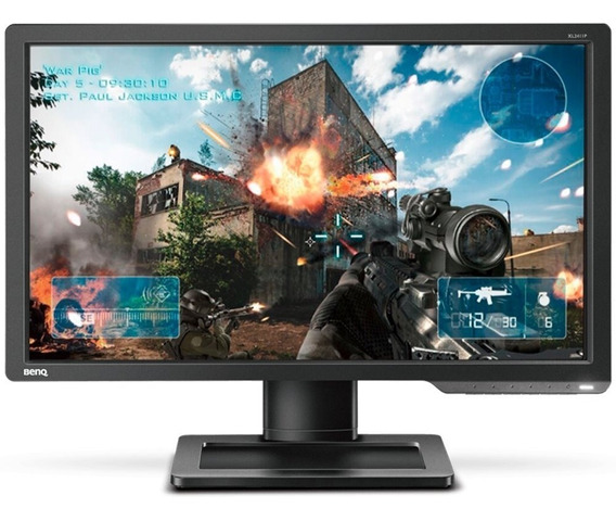 Benq Zowie Xl2411p Monitor Gamer Led 24 144hz 1ms D-port.