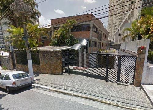 Prédio Para Alugar, 1500 M² Por R$ 65.000,00/mês - Vila Mariana - São Paulo/sp - Pr0083
