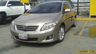 Toyota Corolla Gli-automático
