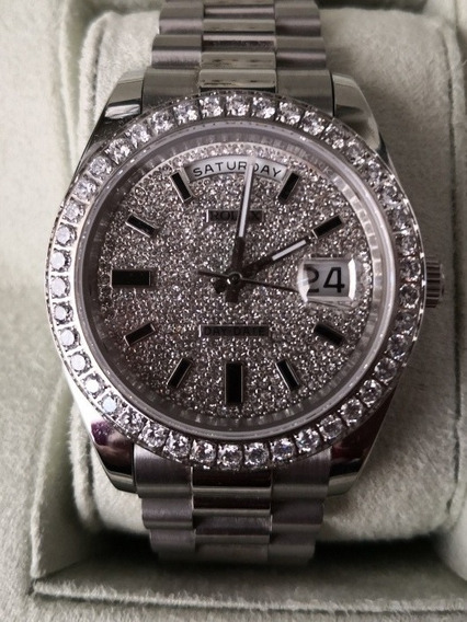 Rolex Day Date Ii Reloj Suizo Réplica Espejo