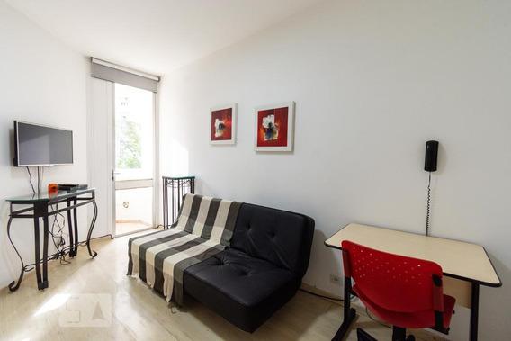 Apartamento Para Aluguel - Jardim Paulista, 1 Quarto, 30 - 893094062