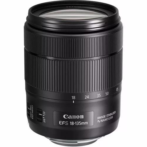 Canon 18-135mm Ef-s F/3.5-5.6 Is Nano Usm Com Nota Fiscal