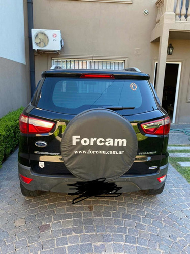 Ford Ecosport 1.6 Titanium 110cv 4x2 2015