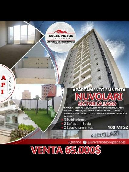 Apartamento En Venta, Sector La Lago Kerlsy Villalobos
