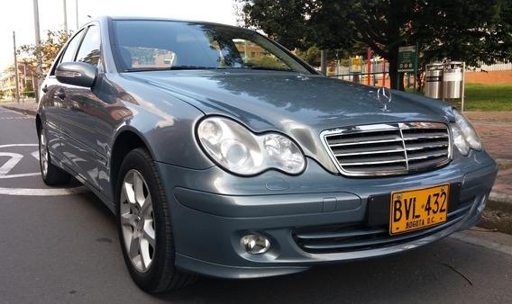 Mercedes-benz Clase C 180 Kompressor 2006