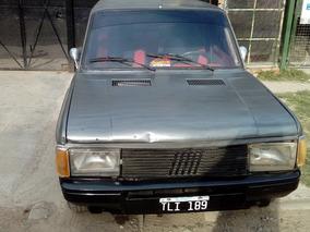 Fiat 128 Super Europa Modelo 1985 Titular Negociable