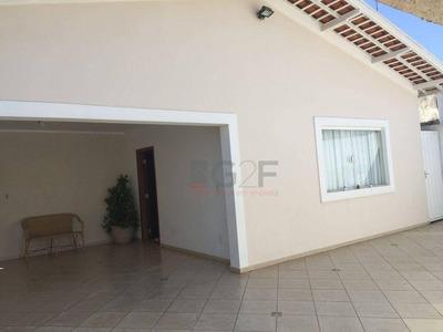 Casa Residencial À Venda, Jardim Bom Sucesso, Campinas - Ca5142. - Ca5142