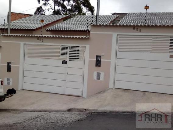 Casa Para Venda Em Itaquaquecetuba, Parque Residencial Marengo, 2 Dormitórios, 1 Suíte, 1 Banheiro, 2 Vagas - 487_1-1284653
