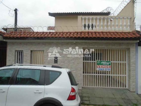 Venda Sobrado 3 Dormitórios Jardim Santa Clara Guarulhos R$ 460.000,00 - 33163v