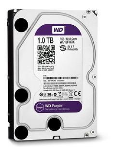 Disco Duro Wd D/s Purple 1tb Surveillance 64mb
