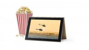 Tablet Lenovo Yogabook Yb1-x90f 64gb Dourado