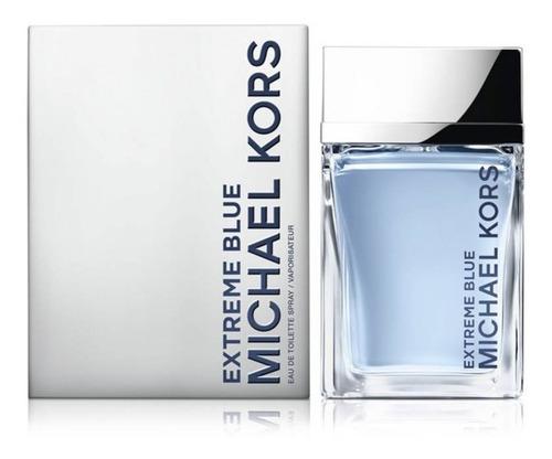 Imagen 1 de 1 de Michael Kors Extreme Blue Edt 120ml / Prestige Parfums