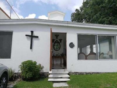 Casa Sola En Tlaltenango / Cuernavaca - Tbr-730-cs#