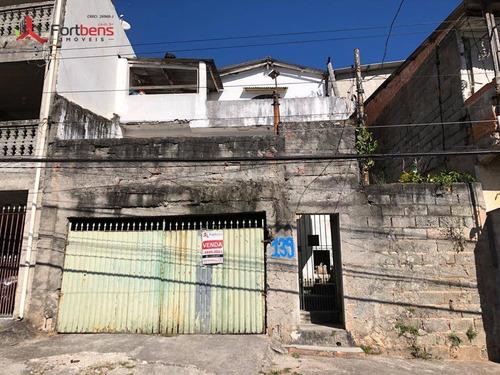 Sobrado À Venda, 85 M² Por R$ 400.000,00 - Jardim Russo - São Paulo/sp - So0663