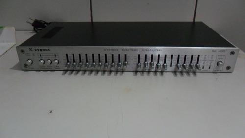 Equalizador Cygnus Ge 400