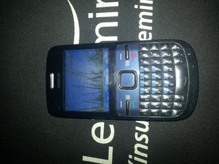 Celular Nokia C3 Liberado