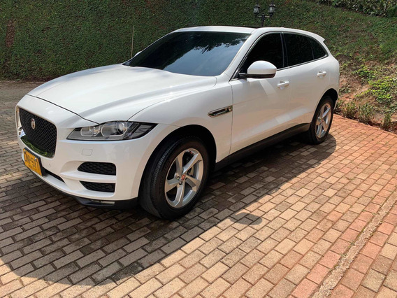 Jaguar Jaguar F - Pace Prestige 3.0 Gasolin