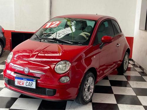 Imagem 1 de 9 de Fiat 500 2012 1.4 Cult Flex 3p