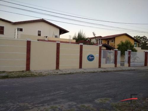 Imagem 1 de 6 de Casa Duplex, Toda Projetada, Em Condomínio No Castelão - Código: Ca5691