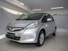 Honda Fit 1.4 Lx 16v Flex 4p Manual 2013