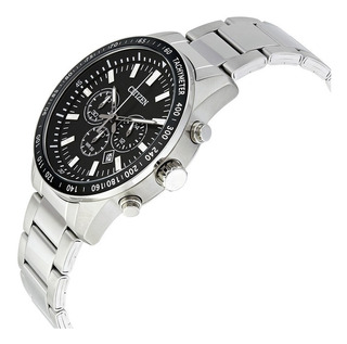 Reloj Hombre Citizen An8071-51e Agente Oficial M