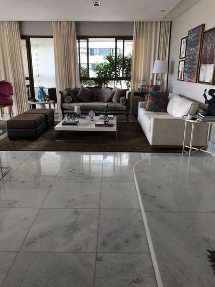 Apartamento 4 Quartos Suítes 274m2 Na Graça - Lit190 - 34381398