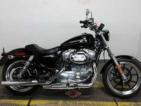 Moto Harley Davidson Superlow 883 2017