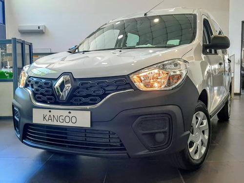 Imagen 1 de 14 de Renault Kangoo Utilitario 5 Asientos 1.6 En Cuotas(ggm