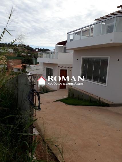 Casa Nova Duplex A 300 Metros Da Praia !!! - 3293