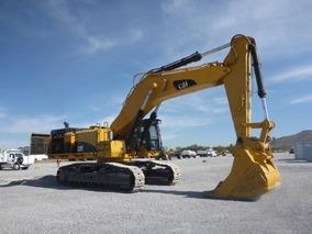 Impresionante Excavadora Hidraulica Caterpillar Enorme 385cl