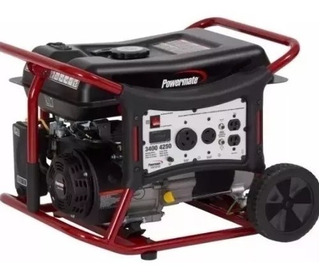 Generador De Luz Powermate Wx3400 4250 Surge Watts Portatil