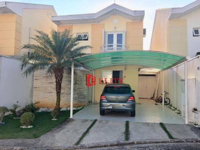 Sobrado Com 3 Dormitórios À Venda, 190 M² Por R$ 750.000 - Urbanova - São José Dos Campos/sp - So0469