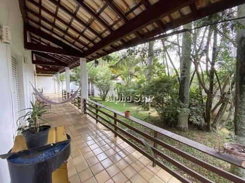 Imagem 1 de 30 de Casa De Campo, Maravilhosa, Venda - Fazendinha - Carapicuíba/sp - Ca3542