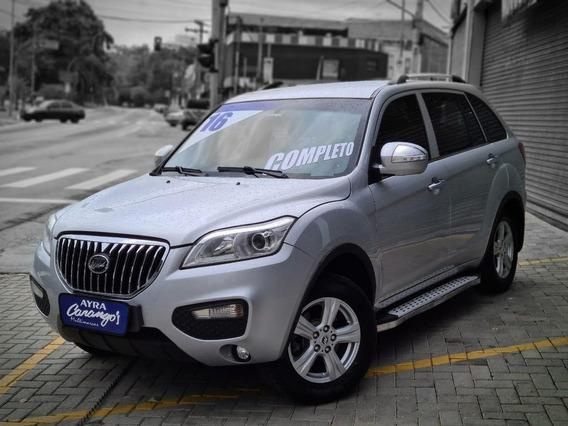Lifan X60 1.8 16v 128cv 5p Mec. - Prata - 2016
