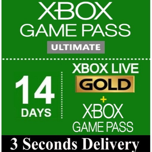 Imagen 1 de 3 de  Xbox Live Gold + Suscripción Extra   14 Días  