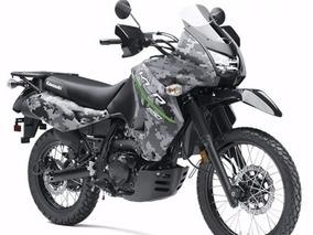Kawasaki Klr 650 Camo 0km 2017 Automoto Lanus
