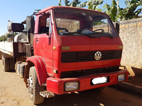 Volkswagen Vw 16170 Bomba Concreto Putzmeister 1406 Pedra 1