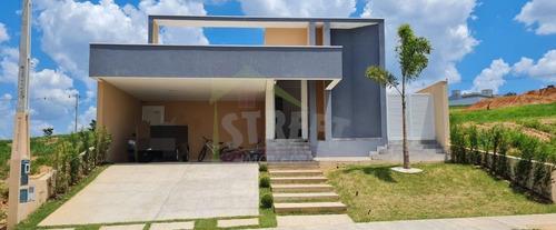 Imagem 1 de 19 de Casa Em Condomínio Fechado Com 3 Dormitórios Em Salto - Ca00084 - 69268016