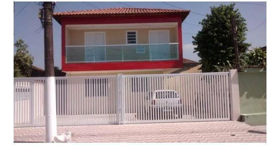 Casa Em Vila Nossa Senhora De Fátima, São Vicente/sp De 65m² 2 Quartos À Venda Por R$ 165.000,00 - Ca221223