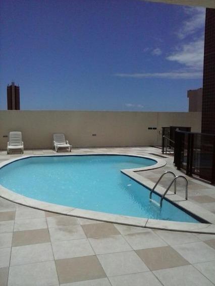 Apartamento Em Ponta Negra, Natal/rn De 55m² 2 Quartos Para Locação R$ 1.280,00/mes - Ap328306