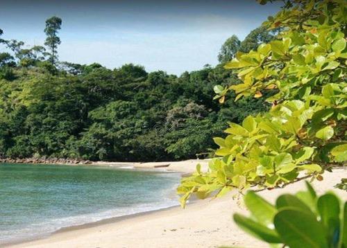 Imagem 1 de 10 de Terreno, Praia Do Pulso, Ubatuba - R$ 450 Mil, Cod: 1553 - V1553