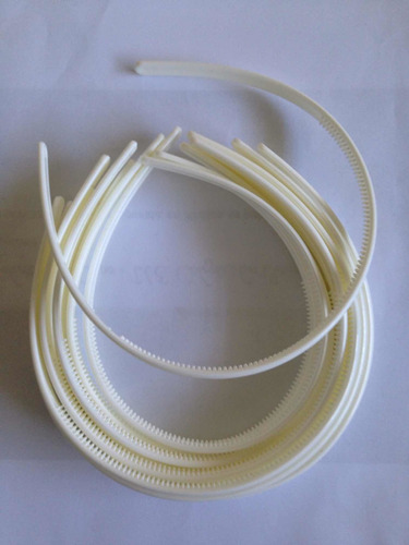 Cintillos Flexibles Plasticos 0.7 Cms