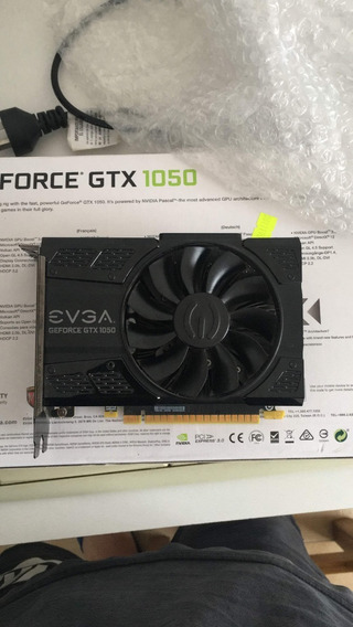 Placa De Video Evga Gtx 1050 2gb