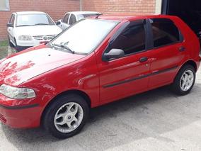Fiat Palio Ex 1.3 2003 Vermelha Gasolina